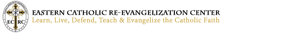 ECRC – Eastern Catholic Re-Evangelization Center Logo